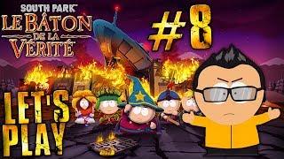 #8 (-18) Sexe Et Avortement - South Park : Le Bâton De La Vérité Playthrough FR HD 1080p