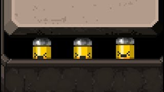 The Unused and Strange Content of Enter the Gungeon