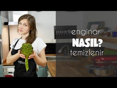 NASIL?: Enginar Dolması için Enginar Nasıl Temizlenir   Merlin Mutfakta Mutfak İpuçları