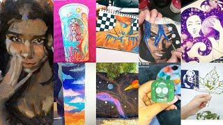 ART Tik Tok Compilation | 6 Minutes of Tiktok Artists Created