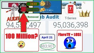 PewDiePie VS T-Series The *Finale* (Movie) - Самые лучшие видео