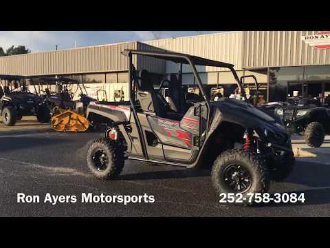 2019 Yamaha Wolverine X2 R-Spec SE in Greenville, North Carolina - Video 1