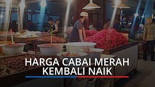 Harga Kebutuhan Pokok di Padang Hari Ini Jumat 16 April 2021, Cek Cabai Merah dan Beras