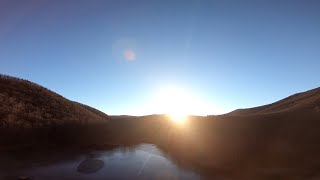 Calm FPV Flying - Windy Dam