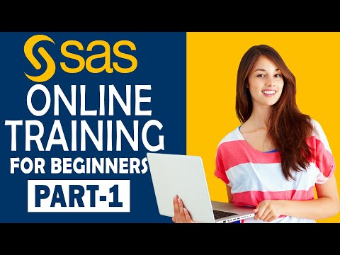 SAS Online Training for Beginners PART - 1 By Naidu - YouTube