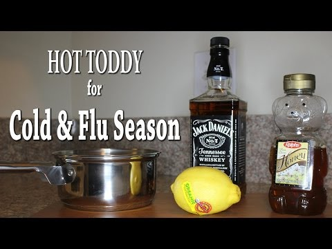 Video Not Feeling Well? Hot Toddy Recipe for Cold & Flu Season (Home Remedy)