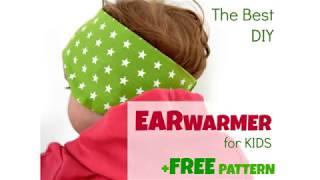 The Best Earwarmer Headband Pattern By AppleGreen Cottage
