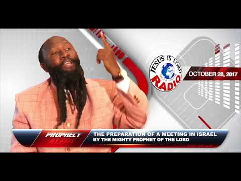 PROPHECY ON PREPARATION OF MEETING IN ISRAEL BY THE MIGHTY PROPHET OF THE LORD, PROPHET OWUOR!