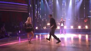 "Justin Bieber Perfoming ""Fa La La"" At  Dancing with the stars. 2011"