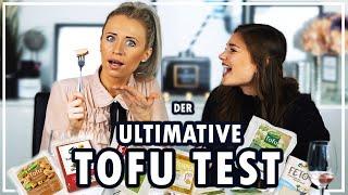 Der ultimative TOFU TEST - Taste Test