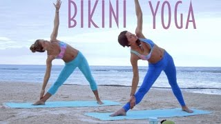 Bikini Yoga Flow ☀ BIKINI SERIES