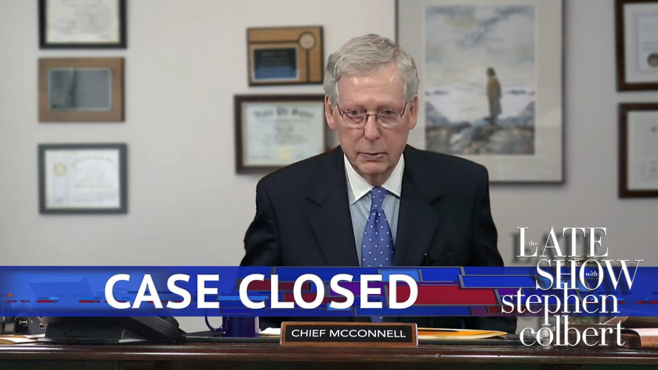 'McConnell Squad' Starring Mitch McConnell thumbnail