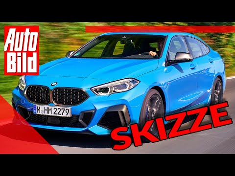 BMW 2er Gran Coupé (2019): Auto - Neuvorstellung - Skizze - Infos