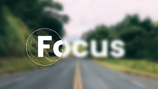 Focus Blur | CSS Javascript Mousemove Parallax Effects