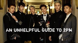 A (Very) unhelpful guide to 2PM