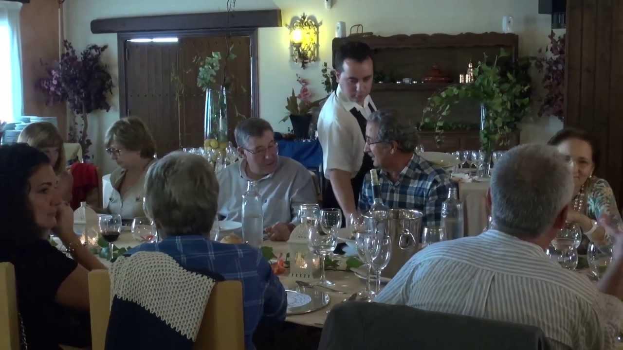 Reportaje Restaurante Las Eras