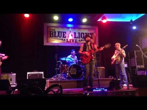 Mike Stanley Band Live @ The Blue Light in Lubbock, Tx performing the Beatles - Get Back