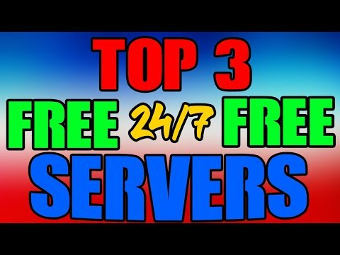 HOW TO GET A FREE 24/7 MINECRAFT SERVER TOP 3 FREE HOSTING SERVER