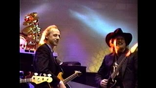 JOHN ANDERSON w/ DIRE STRAITS When It Comes To You • NEWS STORY 1992 [4K UHD]