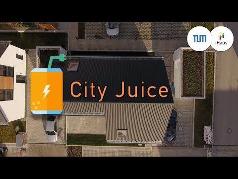 iHaus CityJuice - die Smart Charging Community