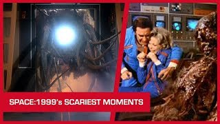 Space 1999's Top 10 Scariest Moments | Gerry Anderson's Space:1999