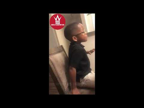 Lil' Boy Describes The Sounds He Hears Coming Out Of His Parents Bedroom...