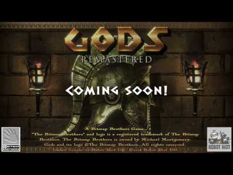 GODS Remastered Trailer Sep 2018 thumbnail