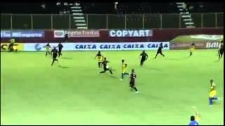 Vitória 0x2 Colo Colo