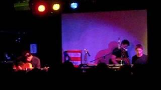 The Dodos Jodi Live @ Studio B Brooklyn 6/14/09