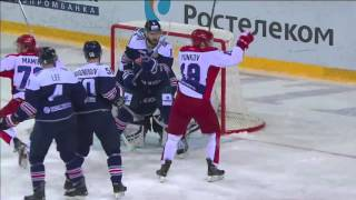 Daily KHL Update - April 17th, 2016 (English)