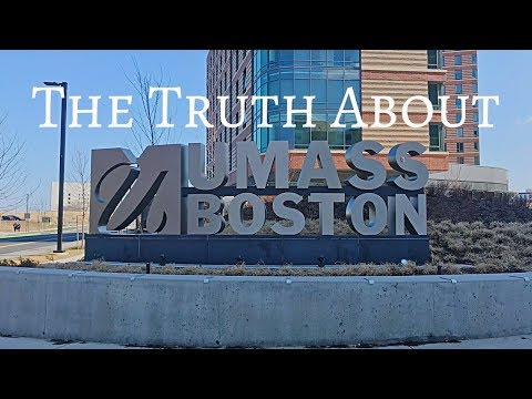 WHAT YOU SHOULD REALLY KNOW ABOUT UMASS BOSTON