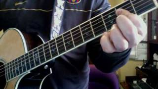 how to play say goodbye by dmb