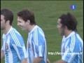espana vs argentina 4-1