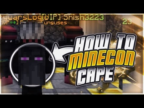How To Get A Minecon Cape! Mp3