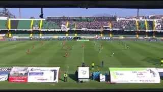 preview picture of video 'Avellino-Carpi 1-0'
