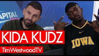 Kida Kudz On Jiggy Bop, B Young & 079 Me, Snack, Burna Boy, Olamide   Westwood