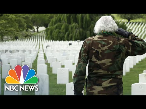 Americans Pay Memorial Day Tribute To U.S. Military Members Who Died In Service | NBC Nightly News