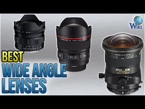 10 Best Wide Angle Lenses 2018