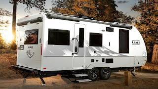 Ultimate Small Travel Trailer With No Slide | Lance 2075 Walk Through