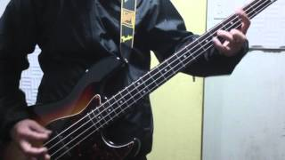 Waterline (Dizzy Mizz Lizzy) Bass Cover
