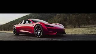 YouTube Video tw4jkyfY4HE for Product Tesla Roadster Electric Sports Car (2nd Gen) by Company Tesla in Industry Cars