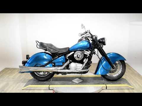 2000 Kawasaki VN800 Drifter in Wauconda, Illinois - Video 1