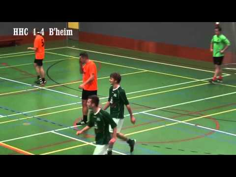 HHC Zaal 5 - v.v. Bergentheim Zaal 1
