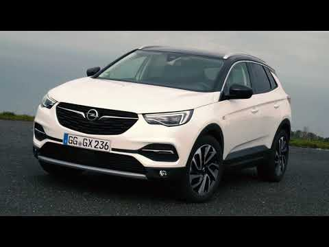 Opel Grandland X Ultimate Preview