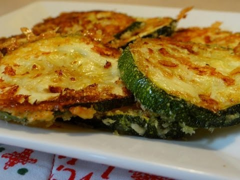 Video How to Make Zucchini Parmesan Crisps