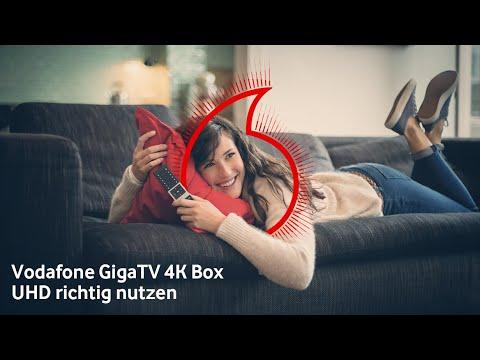 GigaTV Cable Box - UHD richtig nutzen