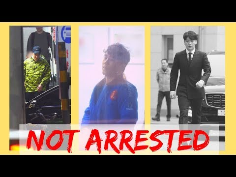 Seungri is NOT Arrested. WHY? | Burning Sun Scandal Update