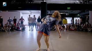Jade chynoweth - alicia keys fallin choreography by janelle ginestra