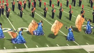 Rhapsody By The Brandeis High School Color Guard And Marching Band