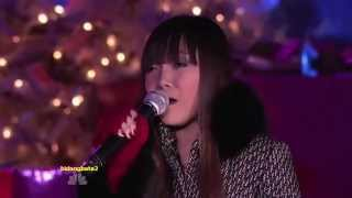 Charice & David Foster - My Grown Up Christmas List_Live at Rockefeller Center_JPsub_日本語字幕